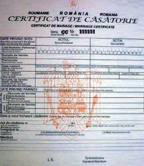 certificat-de-casatorie